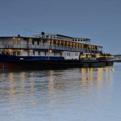 3 napos hétvége Budapesten, szállás egy dunai hajón