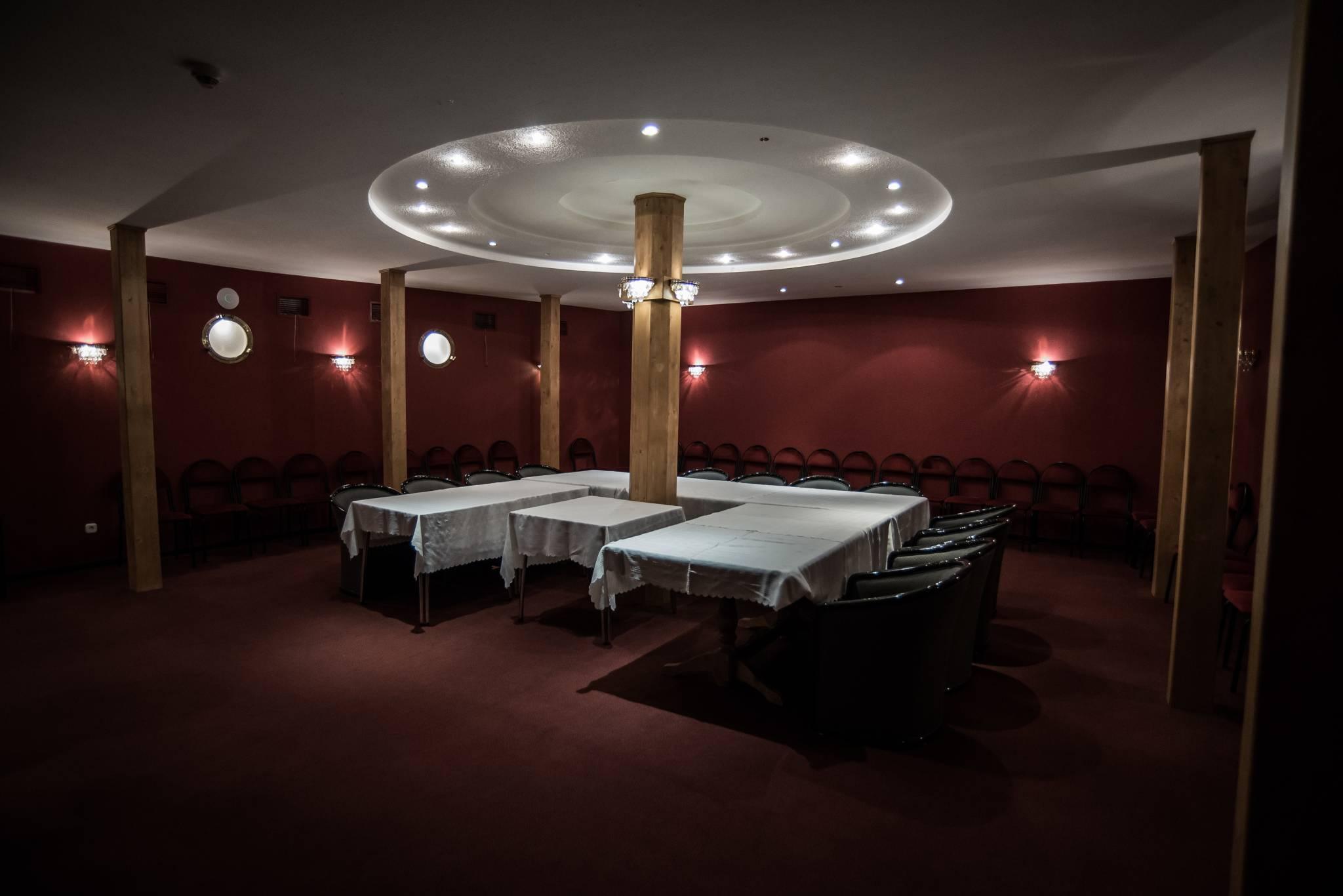 Aquamarina Boathotel & Rendezvényhajó Budapest - Fotó konferenciateremről