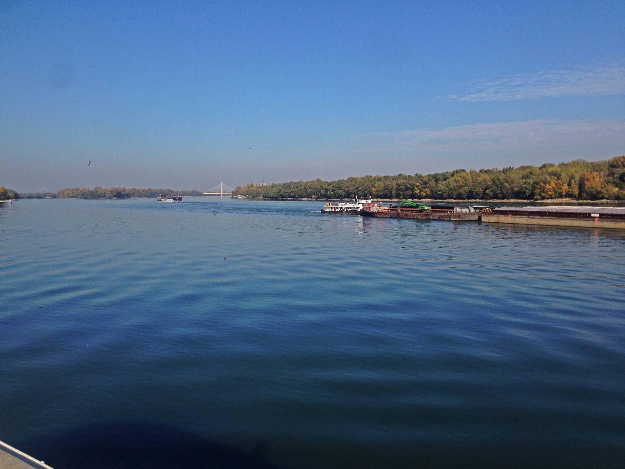 Aquamarina Boathotel & Rendezvényhajó Budapest - Fénykép a kilátásról