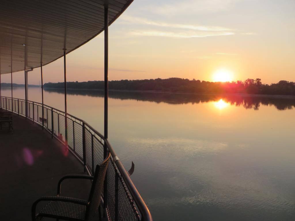 Aquamarina Boathotel & Rendezvényhajó Budapest - Kép a kilátásról