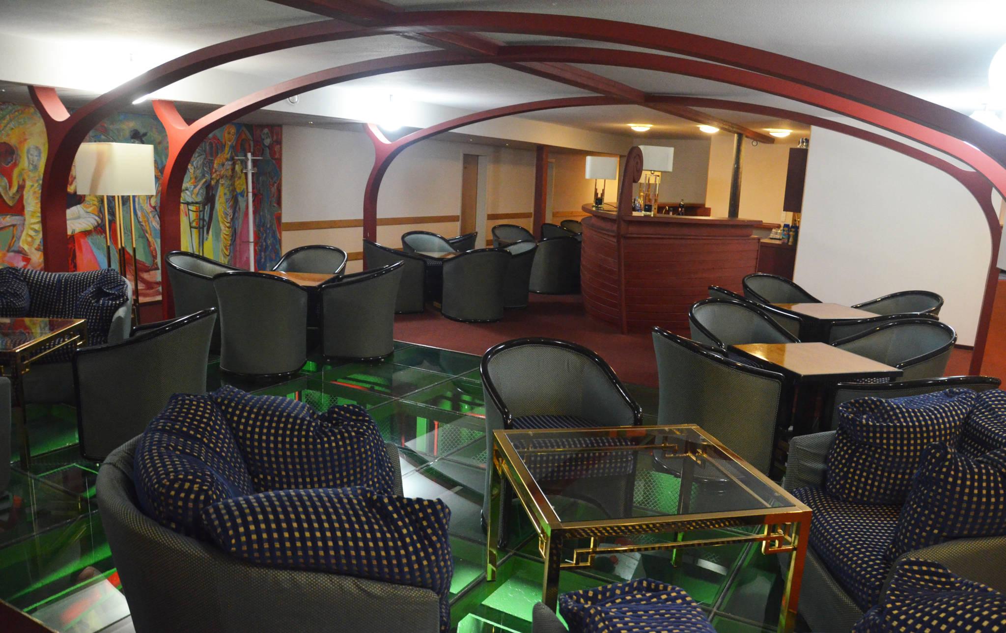 Aquamarina Boathotel & Rendezvényhajó Budapest - Kép a lobby-ról