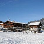 Ferienhaus Larch Alpbach