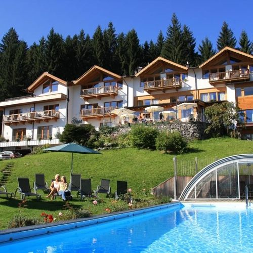 Gartenhotel Rosenhof Oberndorf in Tirol