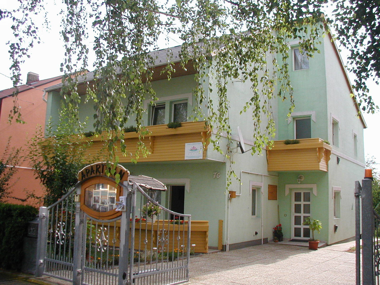 Németh Apartman Hévíz