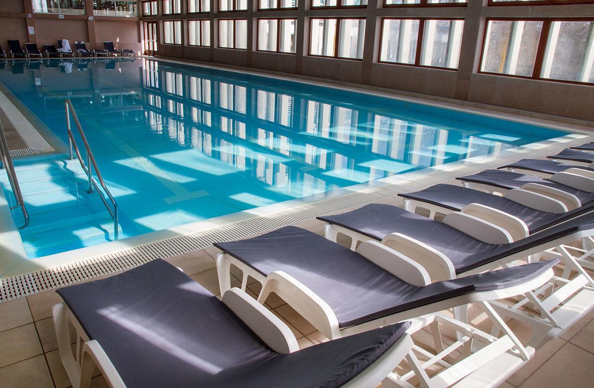 Hunguest Hotel Bál Resort Balatonalmádi - Úszómedence