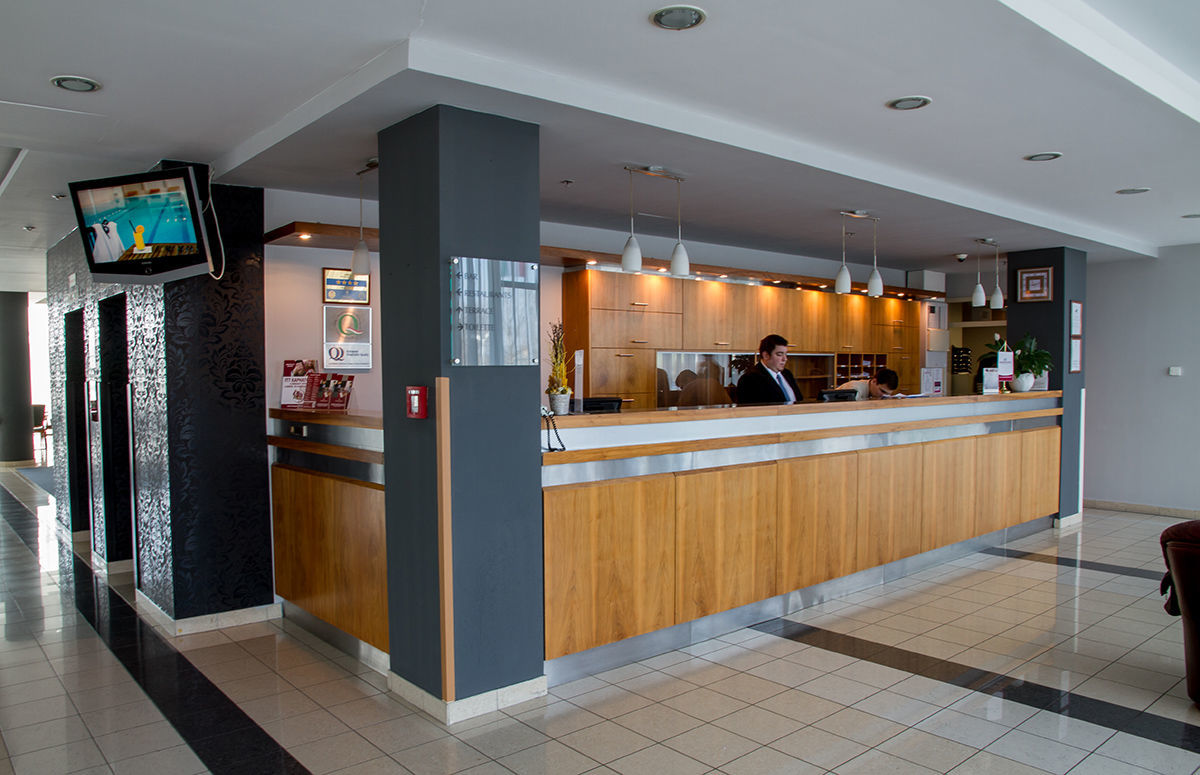 Hunguest Hotel Bál Resort Balatonalmádi - Recepció