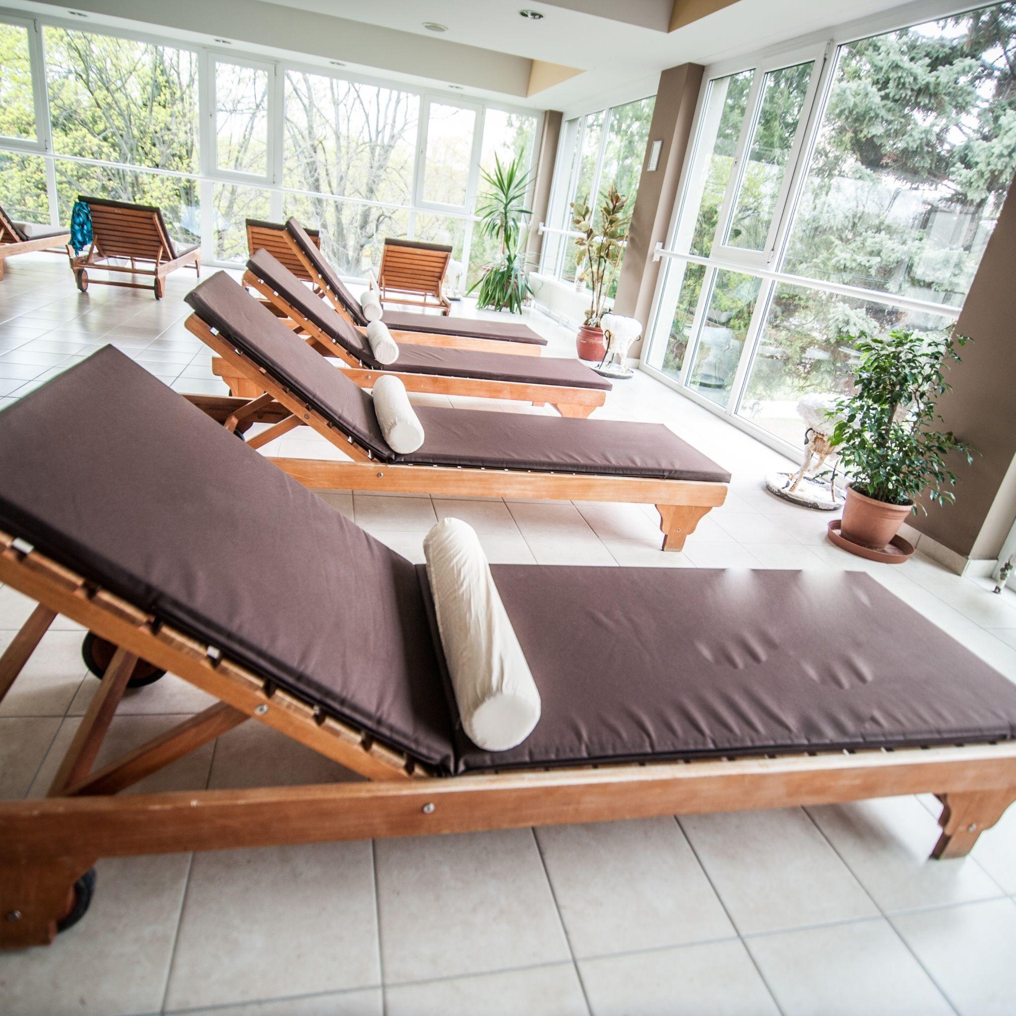 Hunguest Hotel Bál Resort Balatonalmádi - Wellness pihenő