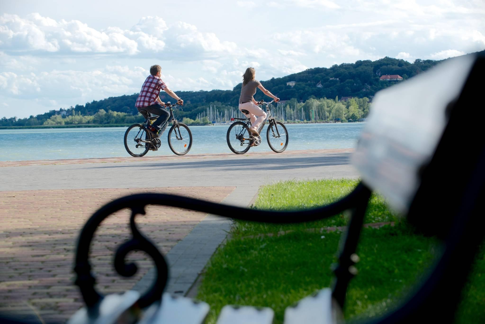 Hunguest Hotel Bál Resort Balatonalmádi - Kerékpározás