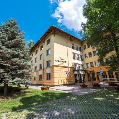 Alföld Gyöngye Hotel Gyopárosfürdő