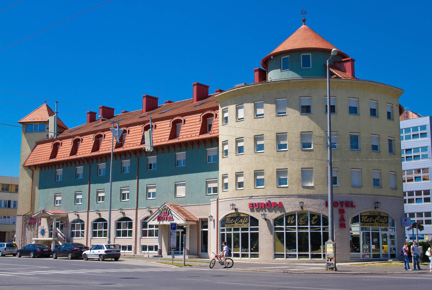 Europa hotel ny regyh za for Top design hotels europa