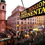 Hotel-Pension Continental Wien ***