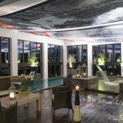 Noszvaji feltöltődés az Oxigén Hotelben