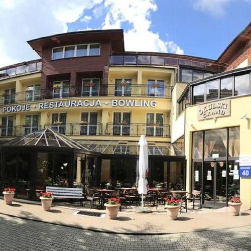 Hotel Okulski Grand Rozewie