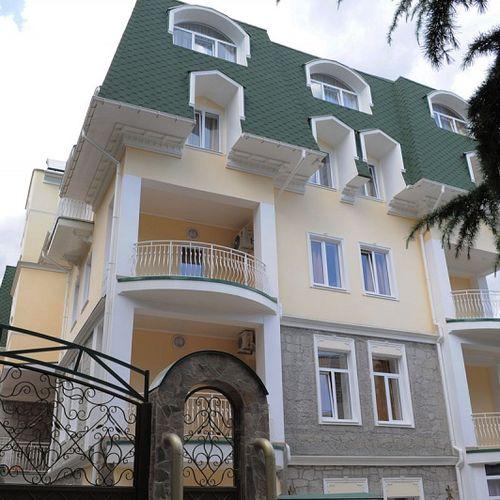 Pension Imperial 2011 Yalta