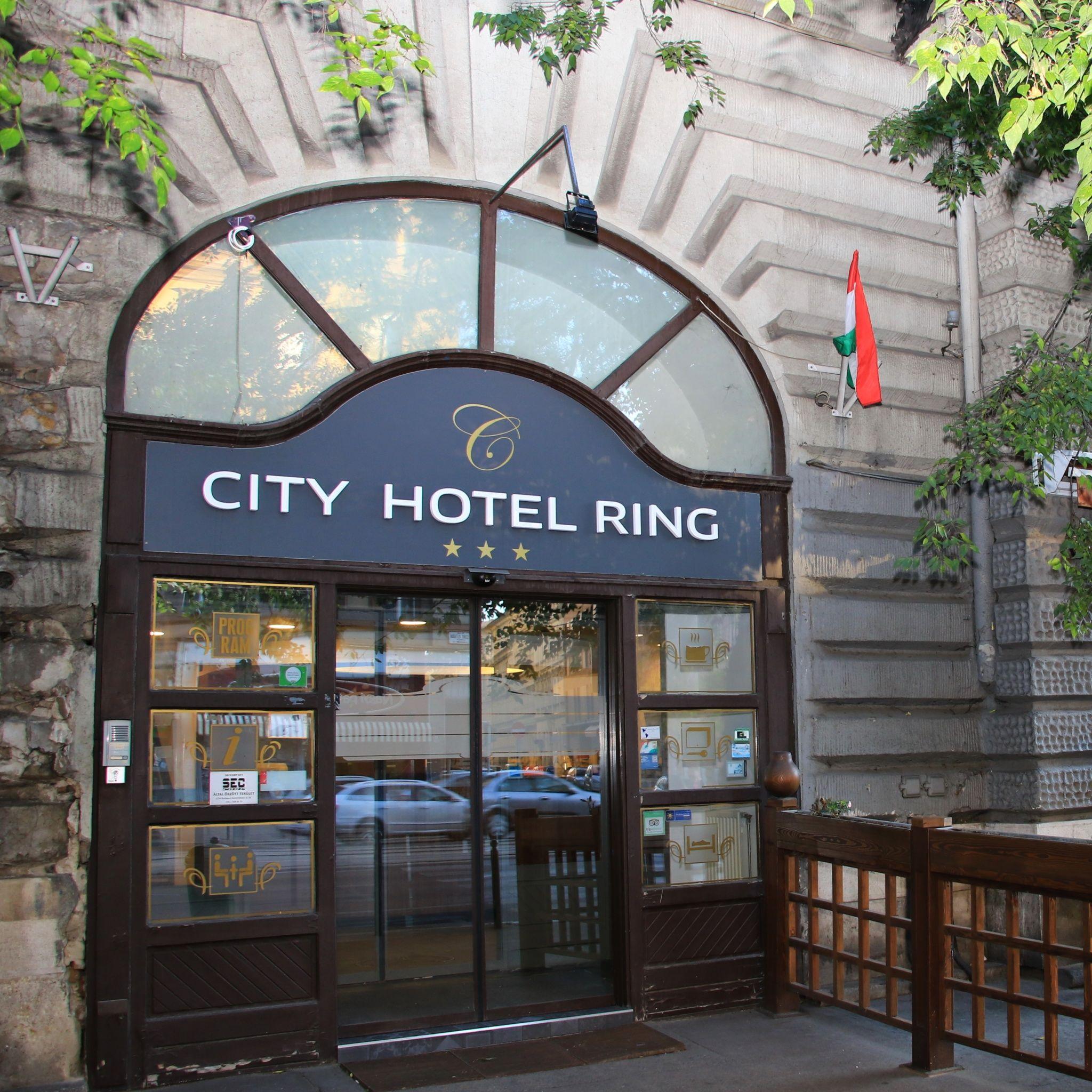 City Hotel Ring Budapest