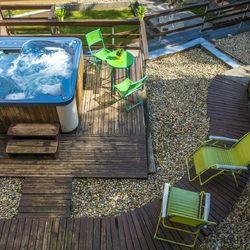 Kikapcsolódás a természet lágy ölén Visegrádon, a Patak Park Hotelben 2 főre 2 éjre, félpanzióval