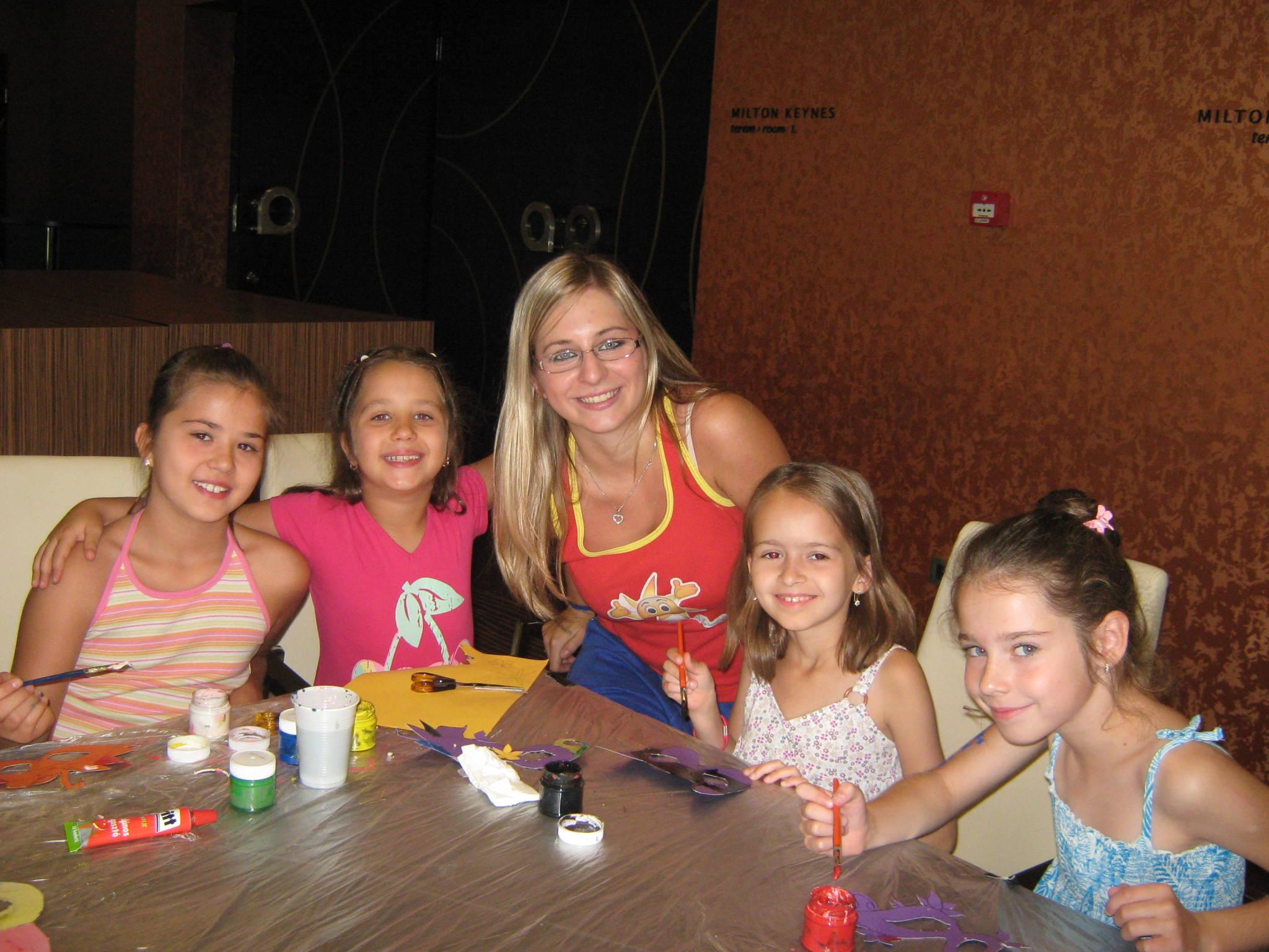 Abacus Business & Wellness Hotel Herceghalom - Gyermekanimáció