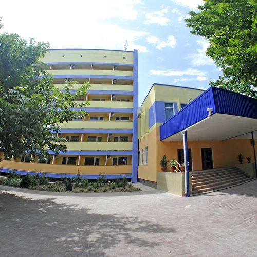 Sanatorium Kiew Kerch