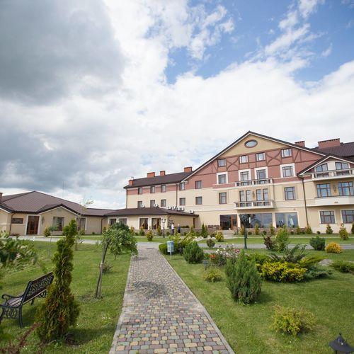 Hotel Panska Gora Sokil'nyky