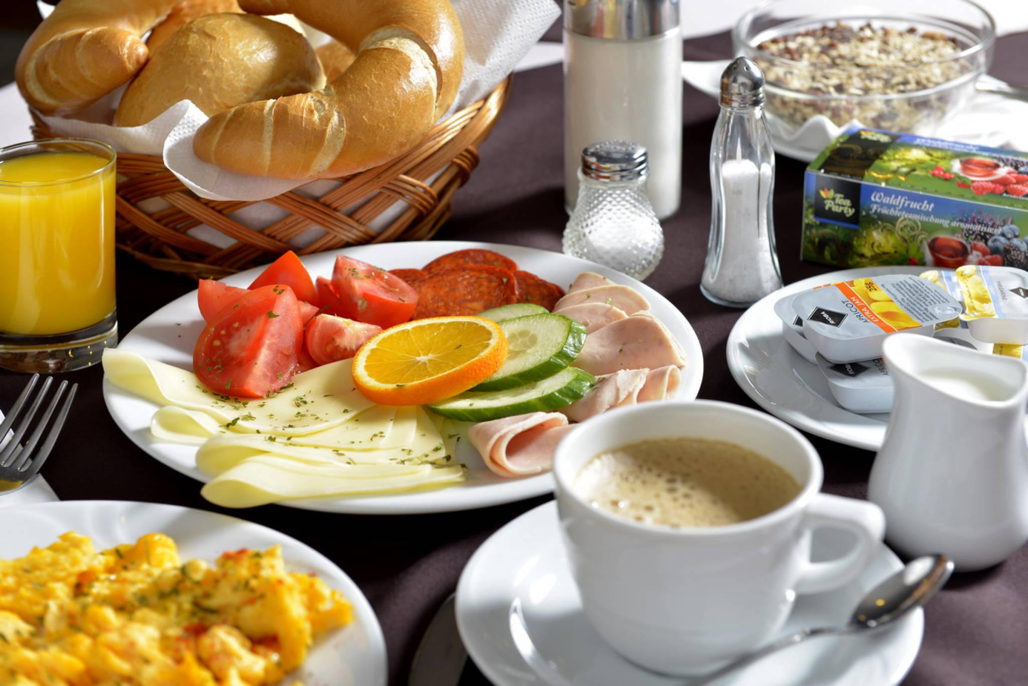 Vitta Hotel Superior Budapest - Kép a reggeliztetőről