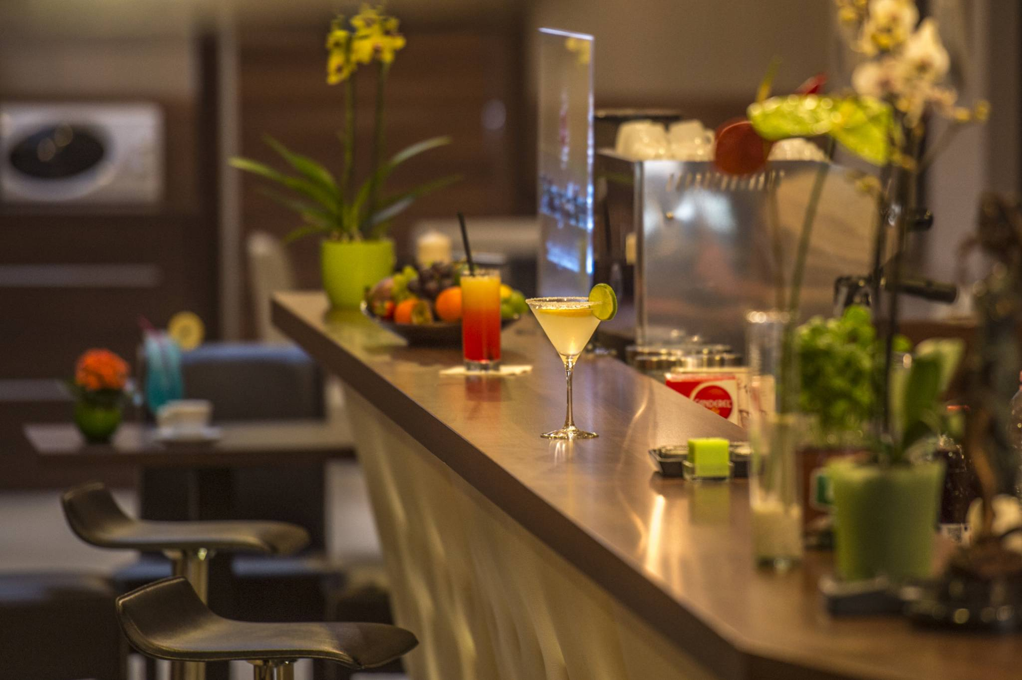 Vitta Hotel Superior Budapest - Kép a bárról
