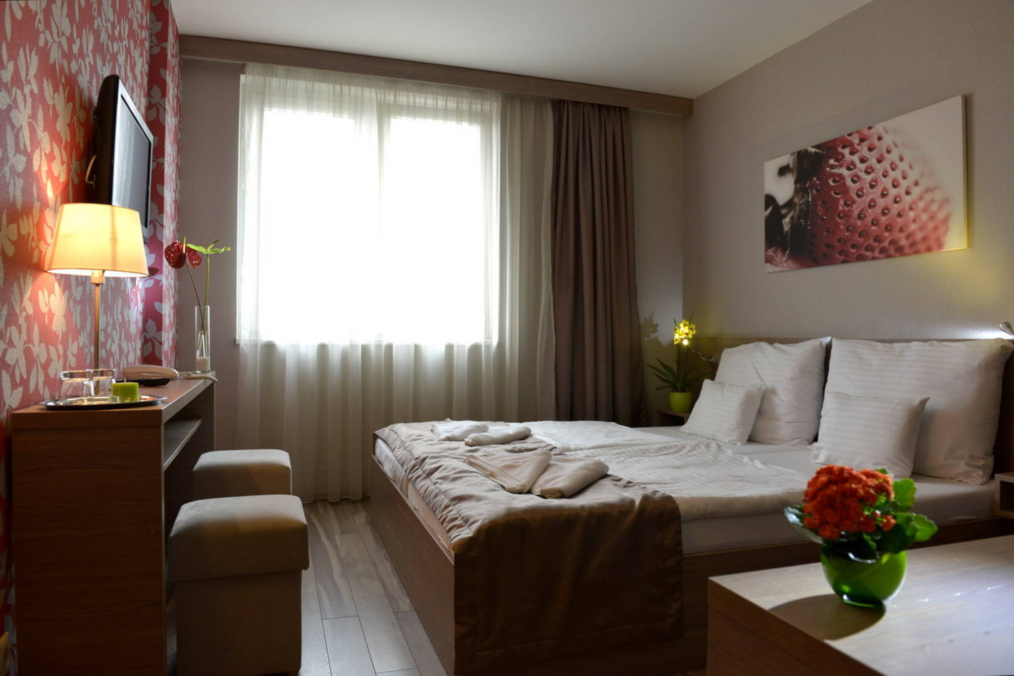 Vitta Hotel Superior Budapest - Standard kétágyas