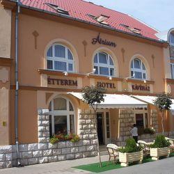 Felhőtlen téli kikapcsolódás az Átrium Hotelben, Harkányban, 4 nap / 3 éjszaka, 2 fő részére, félpanziós ellátással, kedvezményes fürdőbelépő vásárlási lehetőséggel