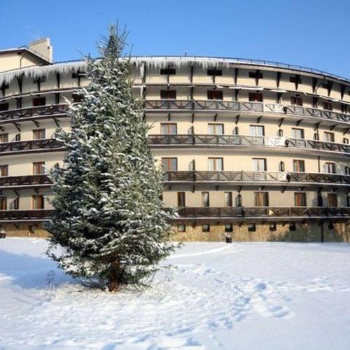 Hotel Chale Graal Truskavets