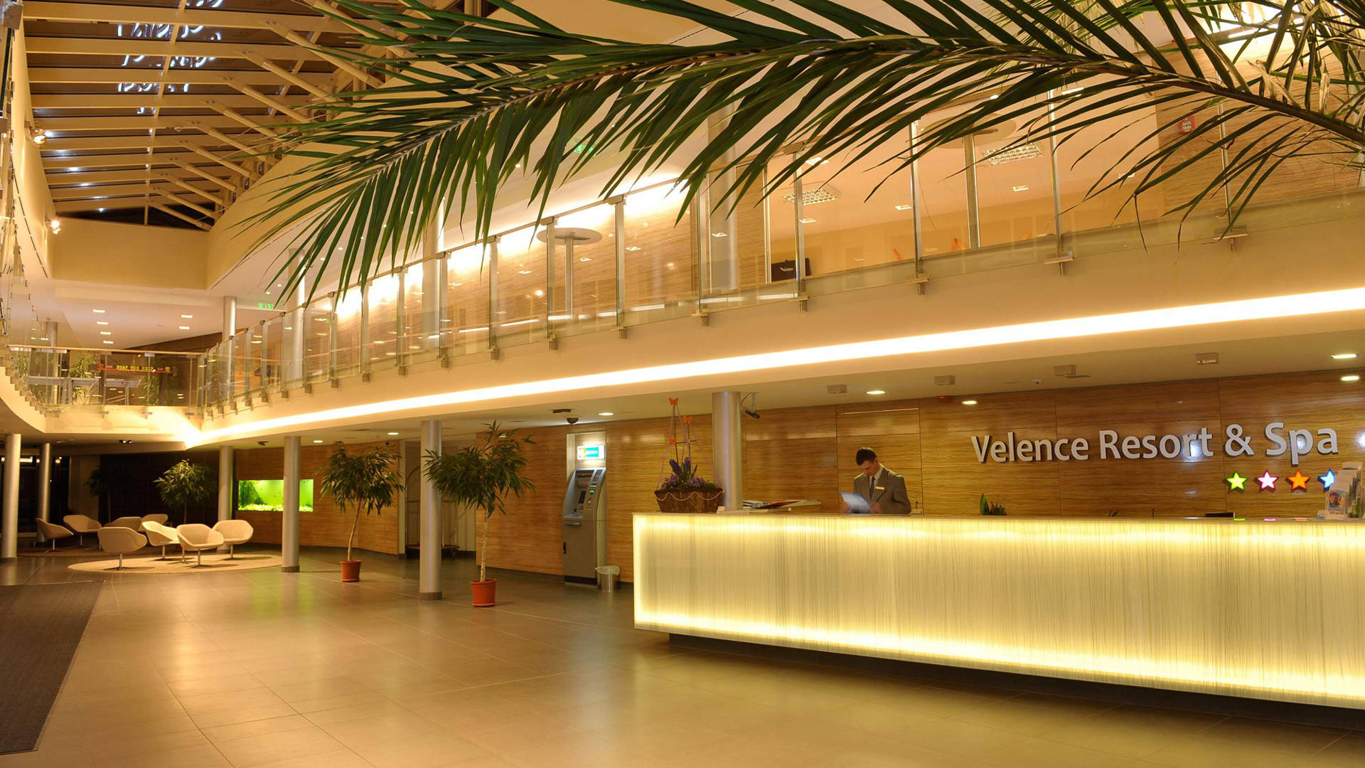 Velence Resort & Spa - A lobby