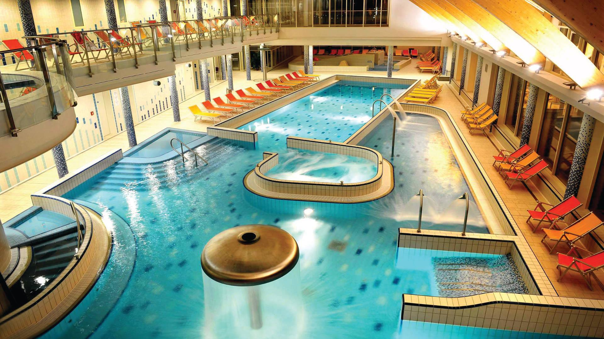 Velence Resort & Spa - Kép a medencéről