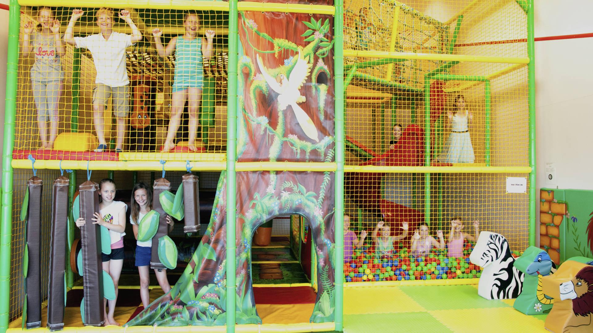Velence Resort & Spa - Dzsungel játszóház