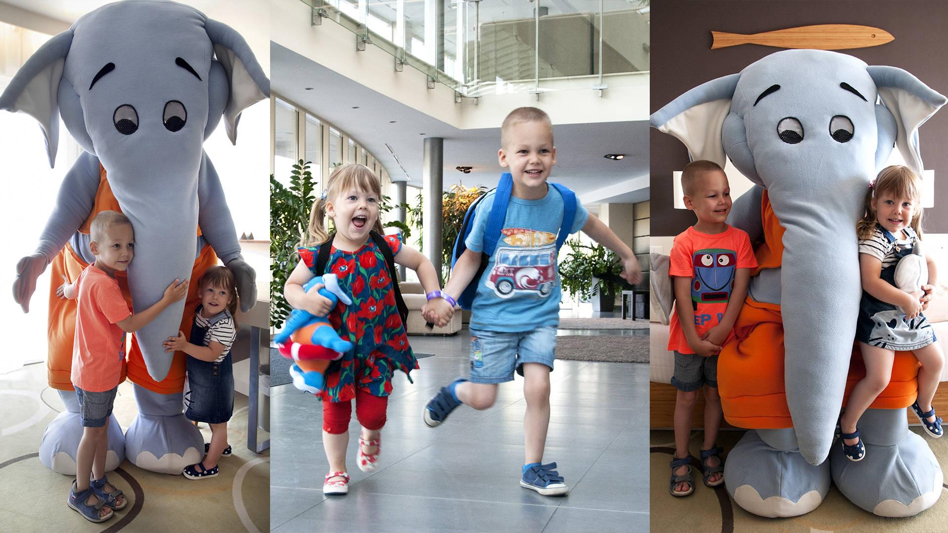 Velence Resort & Spa - Ele-Fülöp, a gyerekek kedvence