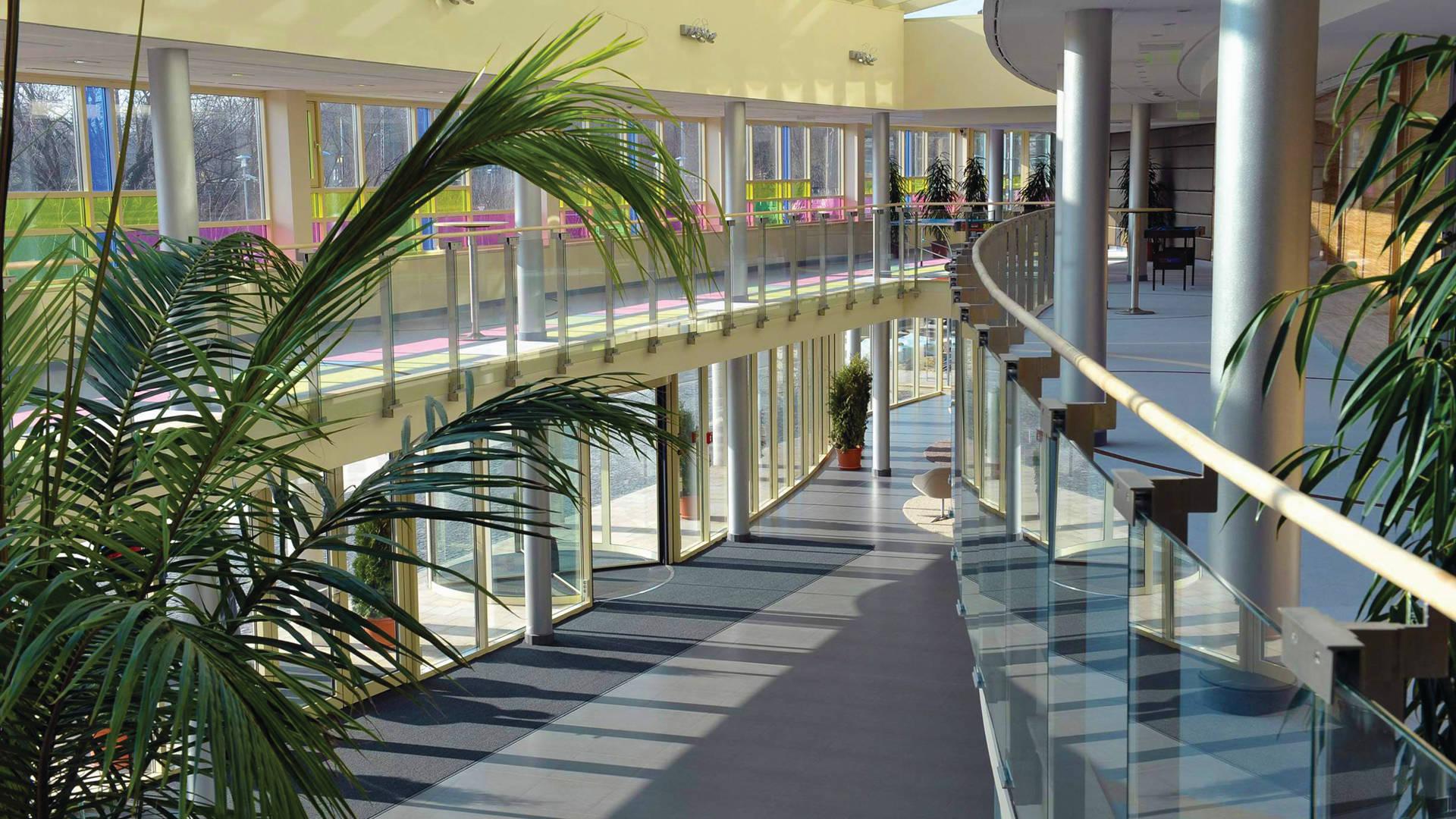 Velence Resort & Spa - Kép a lobby-ról