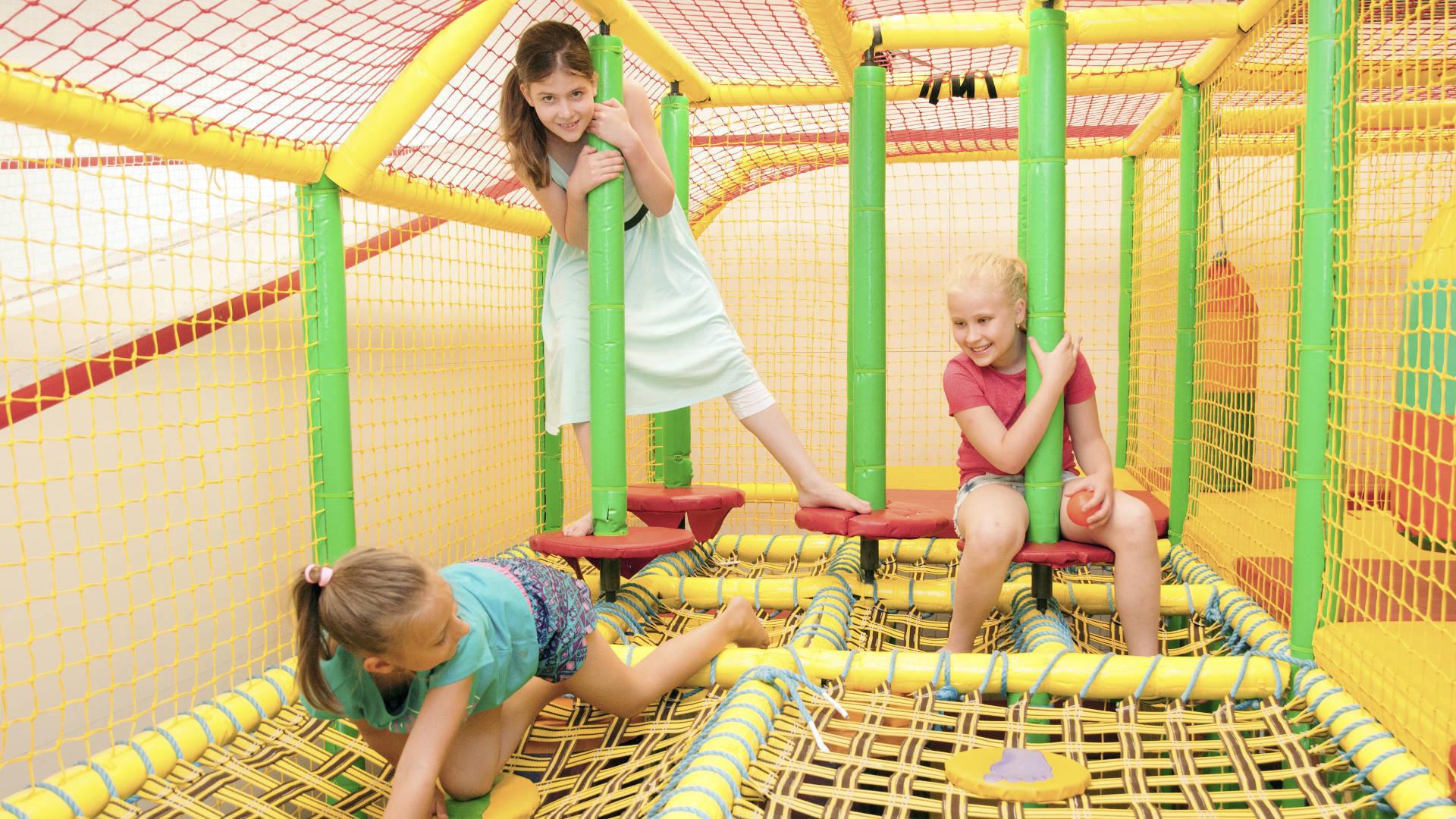 Velence Resort & Spa - Kép a játszóházról
