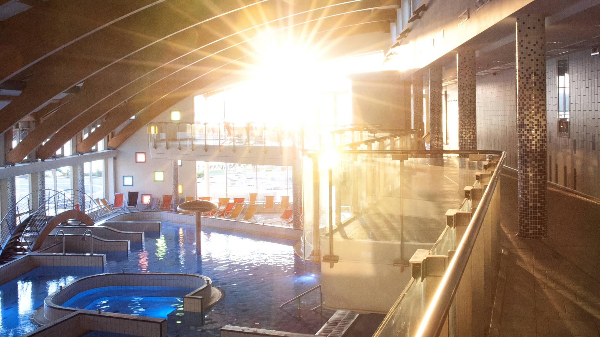 Velence Resort & Spa - Fotó a wellness részlegről