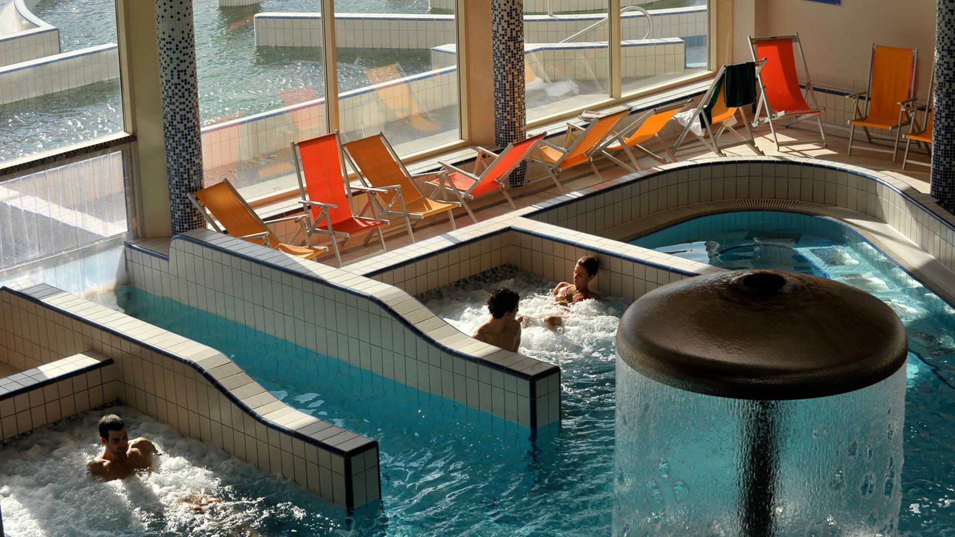 Velence Resort & Spa - A wellness részleg