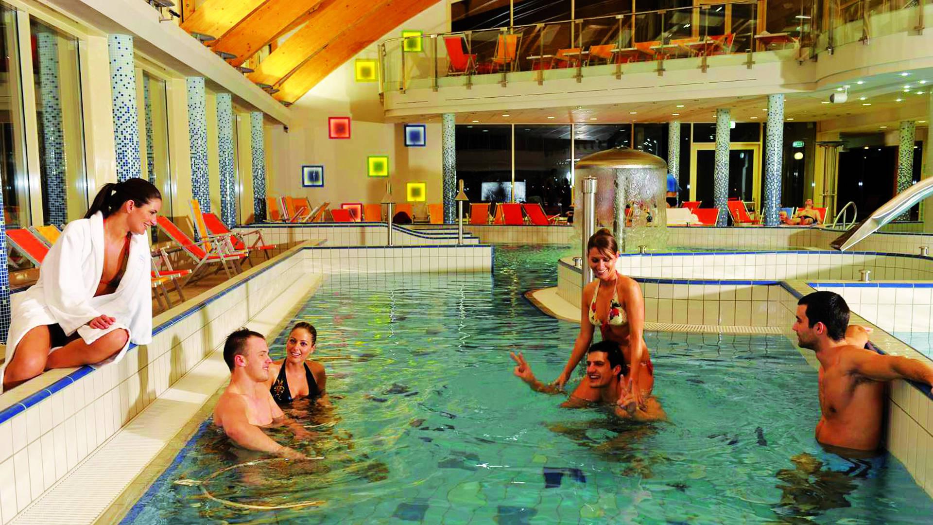 Velence Resort & Spa - Fénykép a medencéről