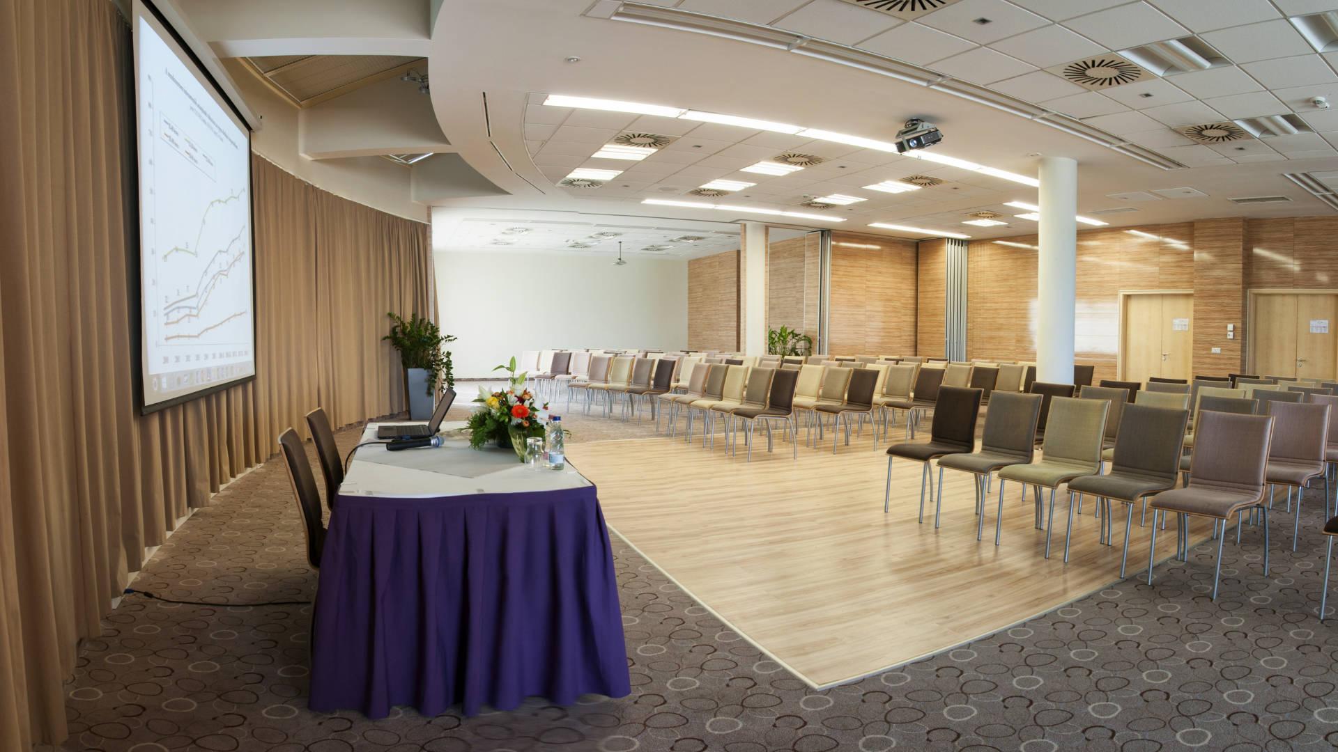 Velence Resort & Spa - Szekcionálható konferenciaterem