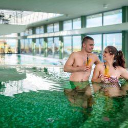 Hotel Yacht Wellness & Business Siófok - Jacuzzi