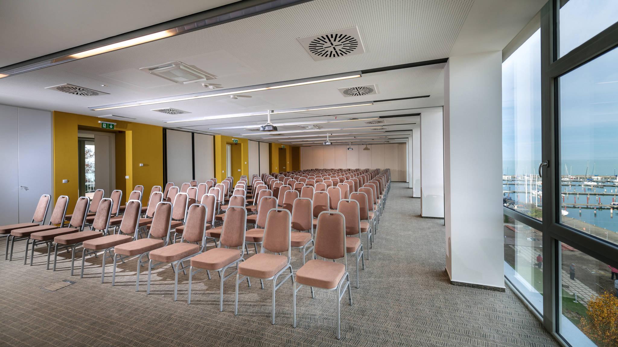 Hotel Yacht Wellness & Business Siófok - Nautic konferenciaterem