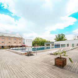 Wellness a siklósi Hotel Castello****-ban korlátlan strand és fürdőhasználattal extra hosszú felhasználással