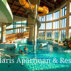 3 nap / 2 éj családi fürdőzés Cserkeszőlőn, a Solaris Apartman & Resort - ban, 2 felnőtt + egy 14 év alatti gyermek részére, reggelivel, fürdőbelépővel