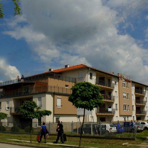 Solaris Apartman & Resort Cserkeszőlő