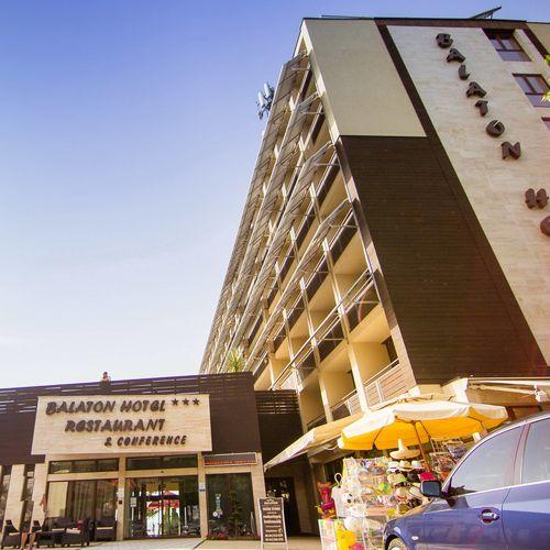 Balaton Hotel & Restaurant Siófok