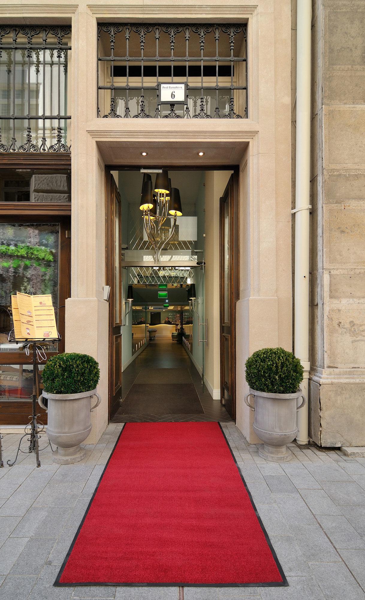 La Prima Fashion Hotel Budapest - Bejárat