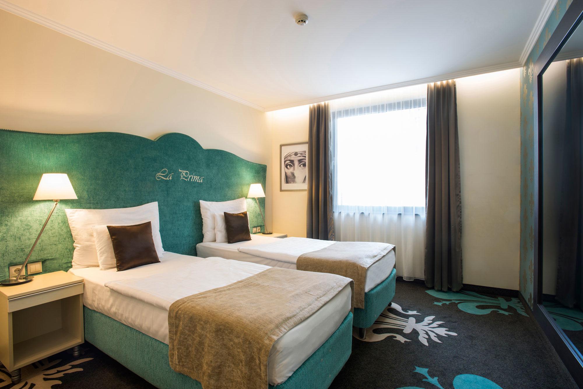 La Prima Fashion Hotel Budapest - Deluxe Twin szoba