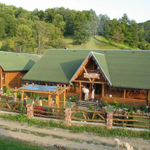 Hotel Velykiy Kalyny