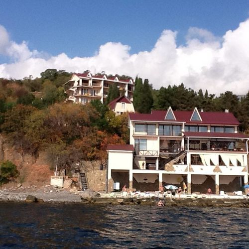 Hotel Ai-Todor Alushta