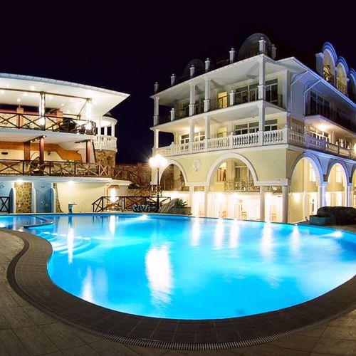 Hotel Aleksandria Katsiveli
