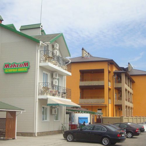 Hotel Maxim Berdyans'k